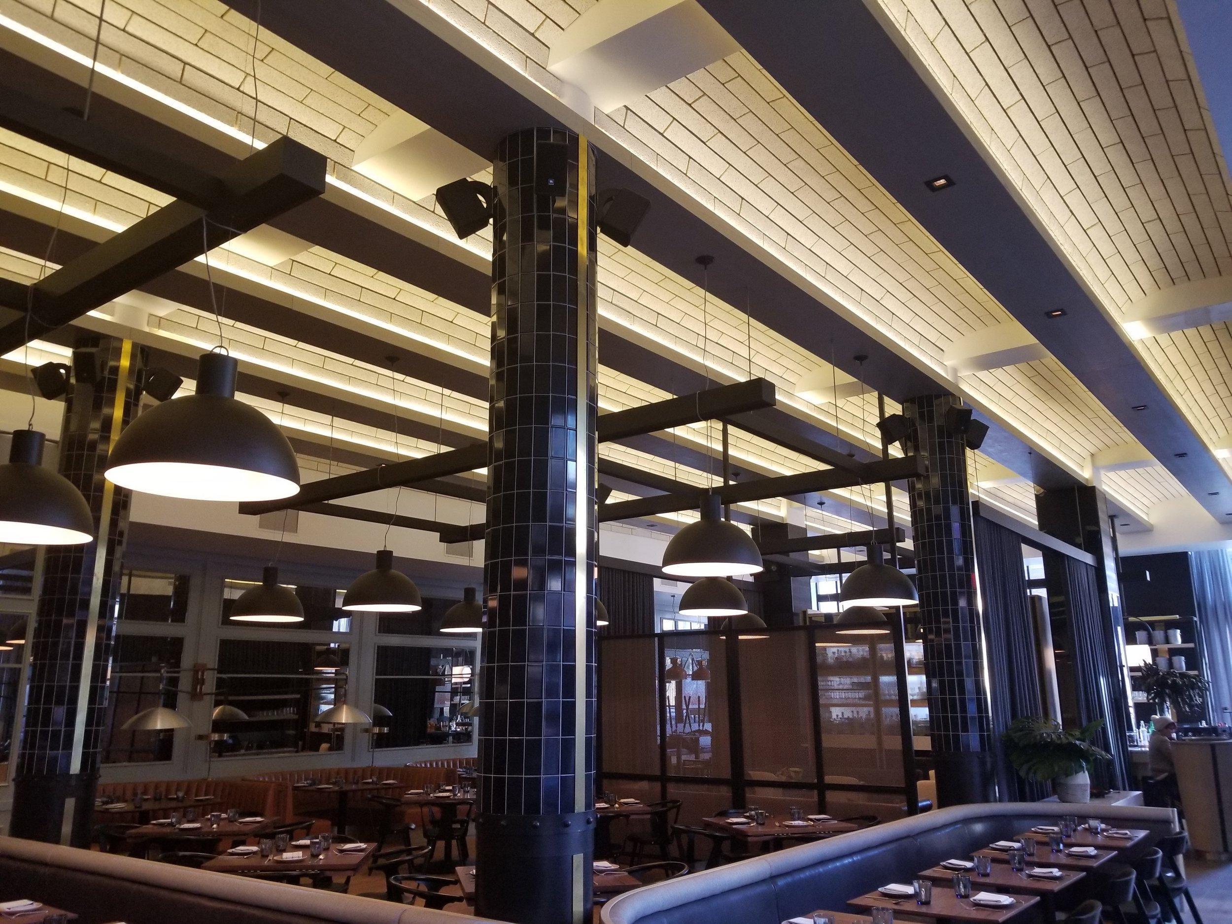 pillar mount speakers -