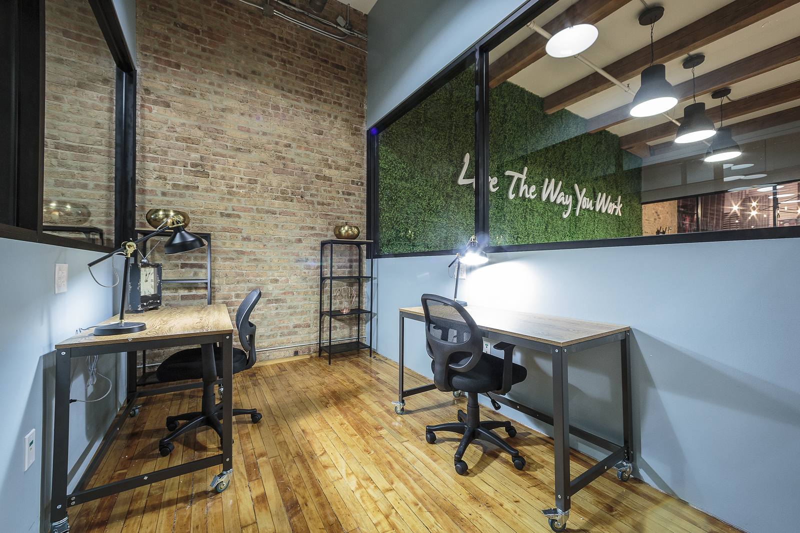 2-Person Suite - $799/month*8 Conference Room Hours Included