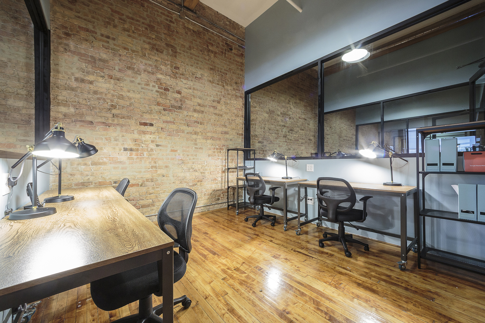 4-Person Suite - $1499/month*16 Conference Room Hours Included