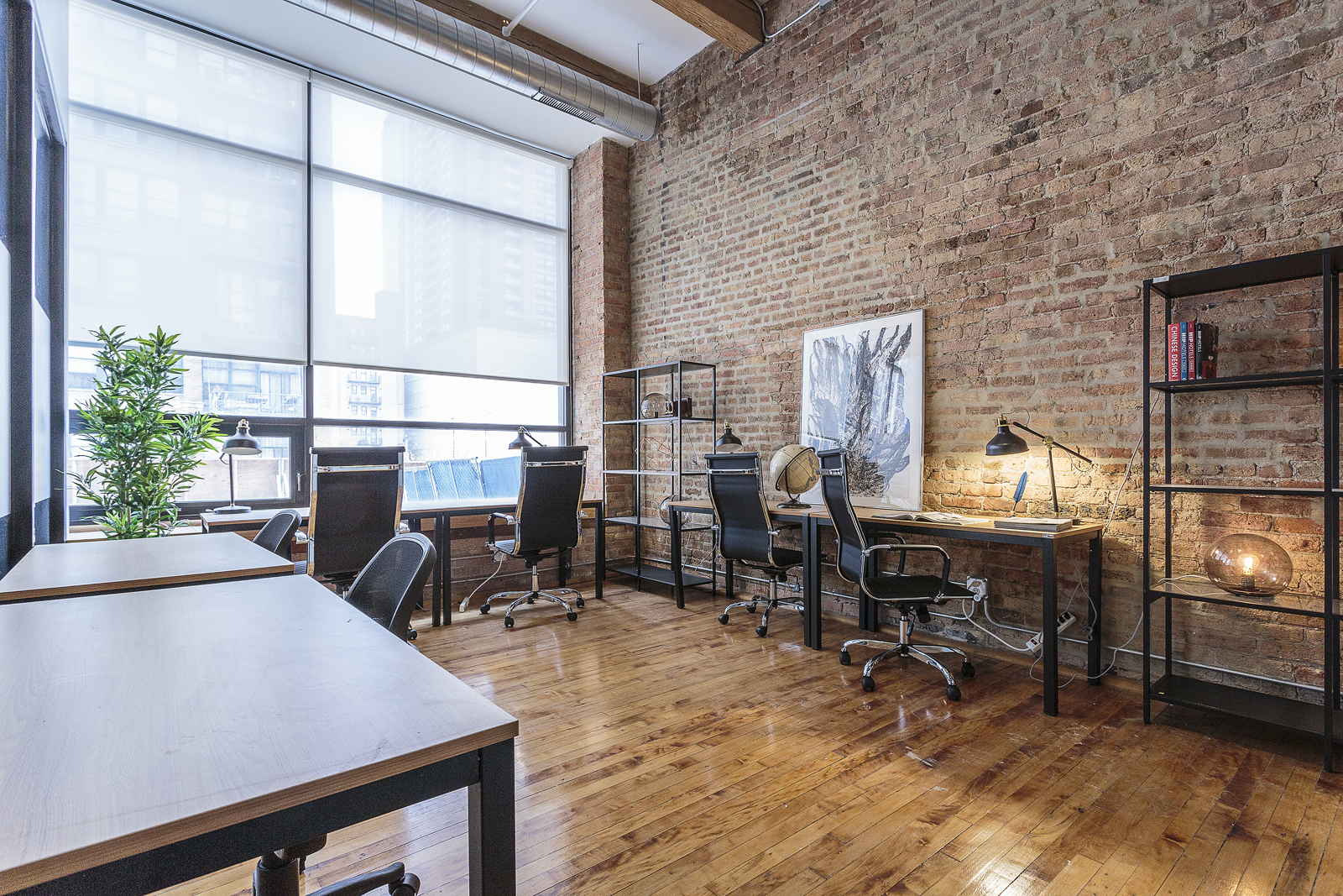 8-Person Suite - $2199/month*20 Conference Room Hours Included