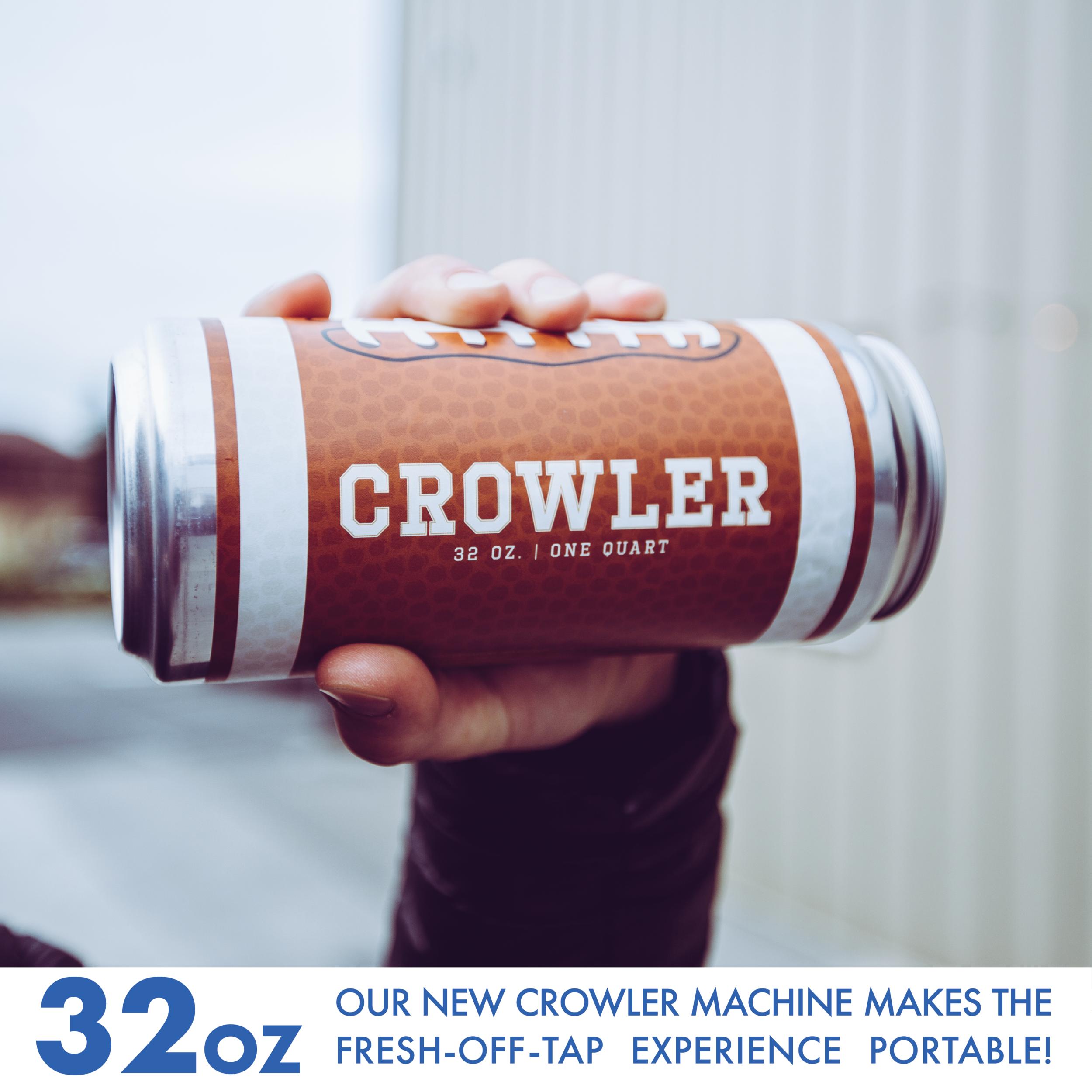 Crowlers