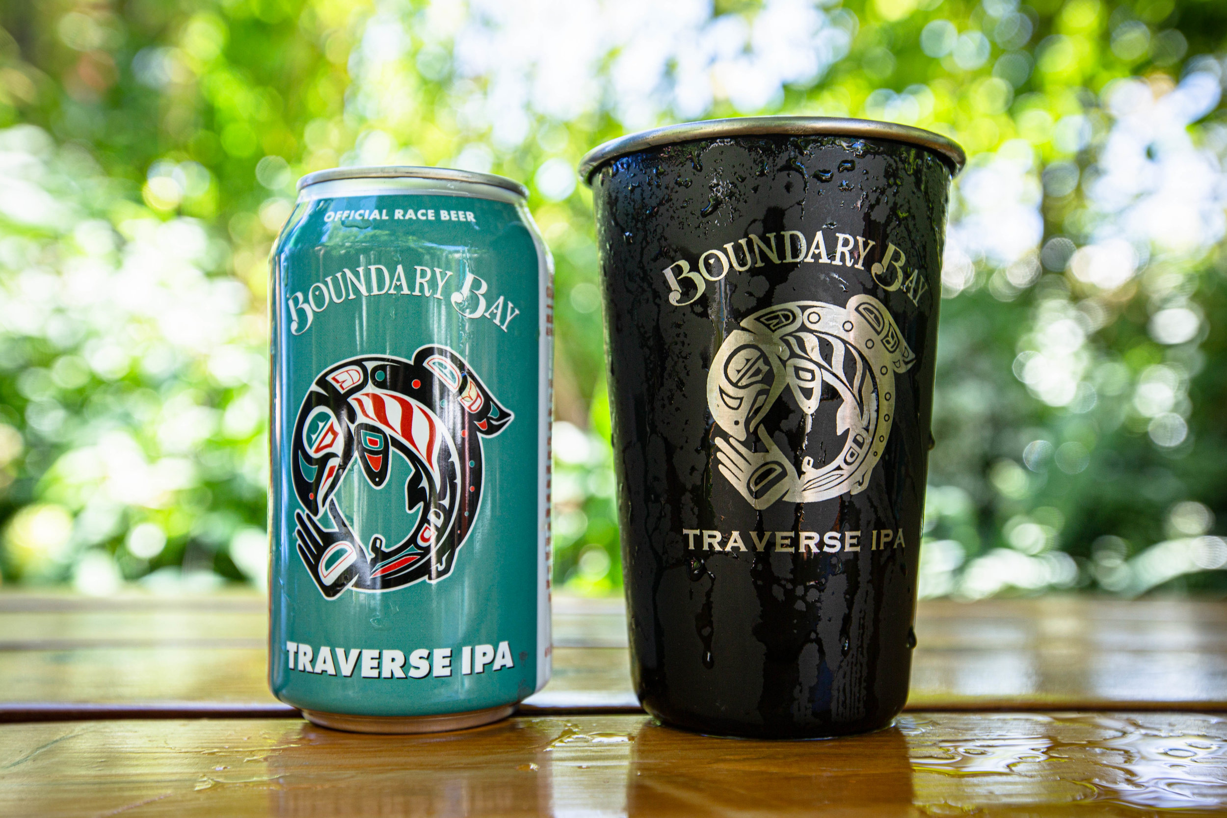 Traverse IPA is a bright, hop-forward IPA brewed to celebrate the annual Bellingham Traverse. This IPA explodes with a bouquet of aromas and sprints to a moderately assertive bitter finish.