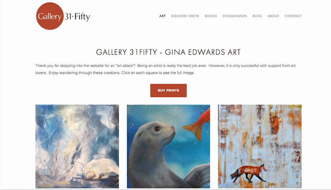 Gina Edwards Art