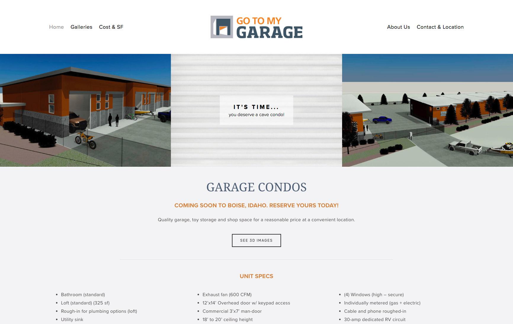 Go To My Garage