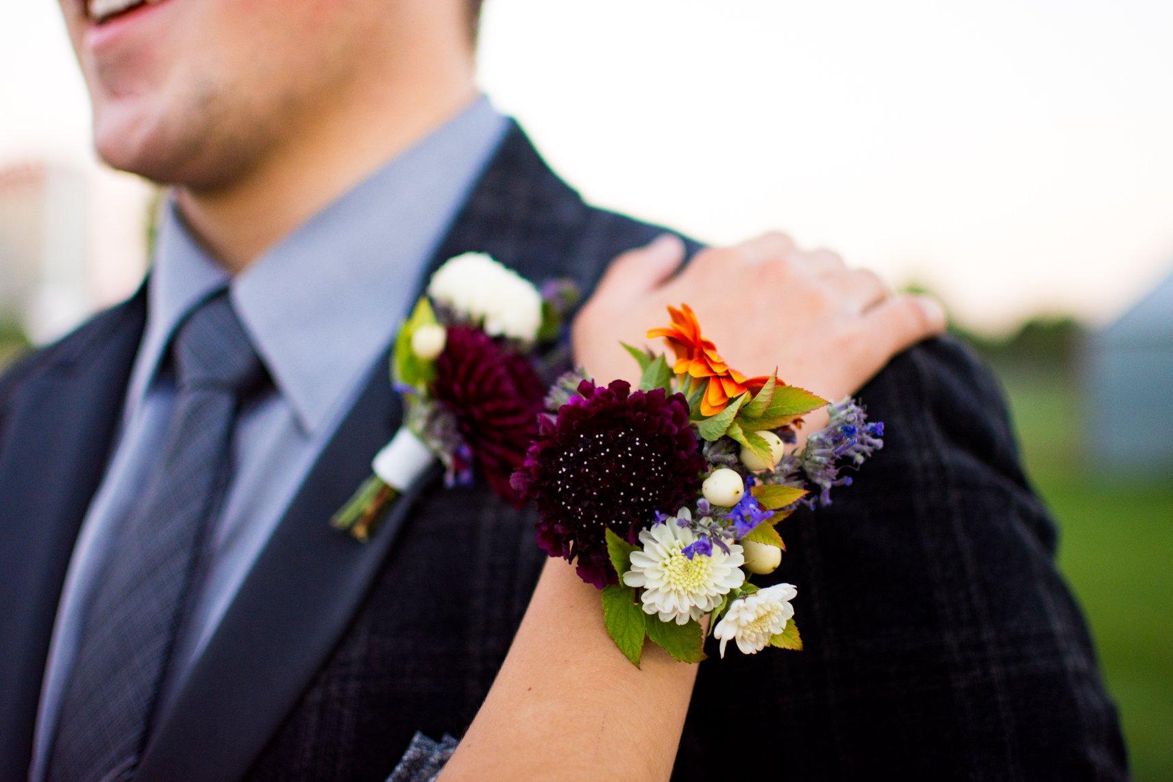 Wrist corsage-$ 15 -