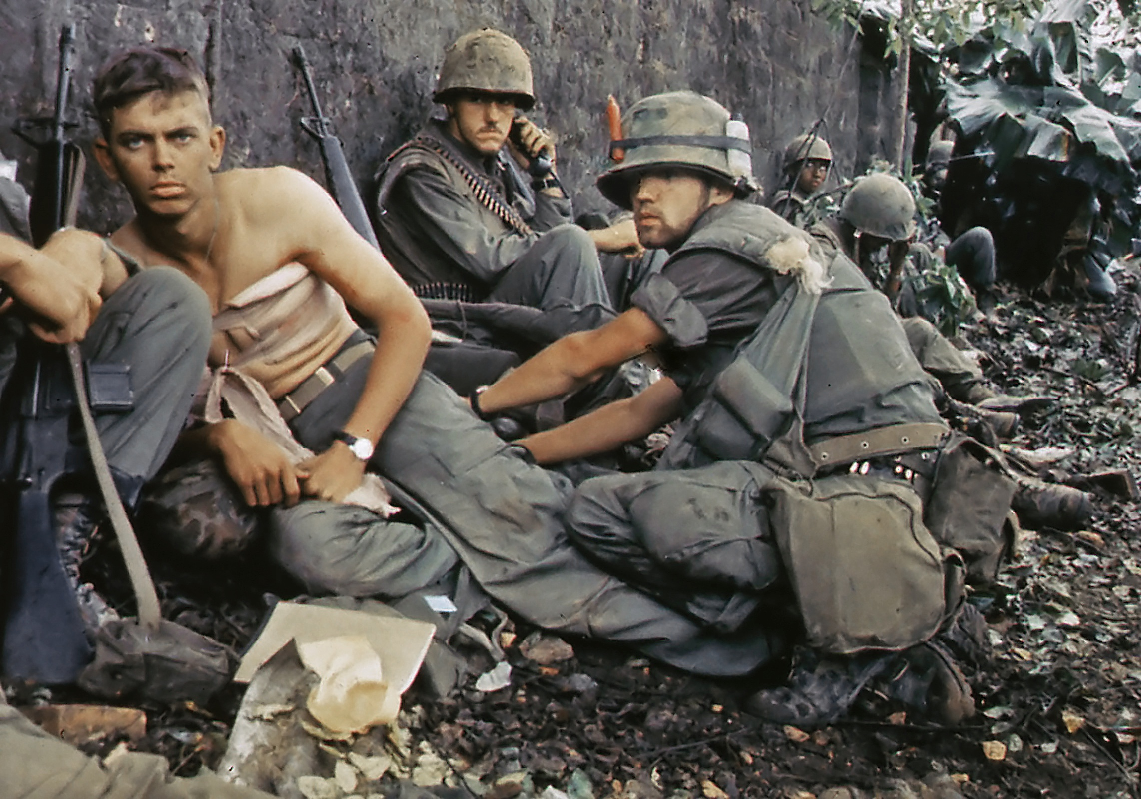 OperationHueCity1967wounded.jpg