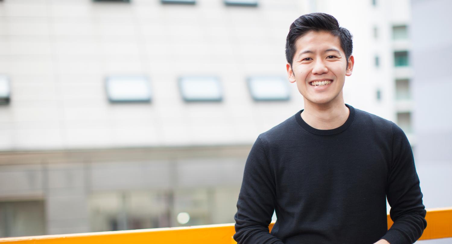 幸せの尺度を変えて、豊かな社会へ導いていきたい - 織井 敬太郎