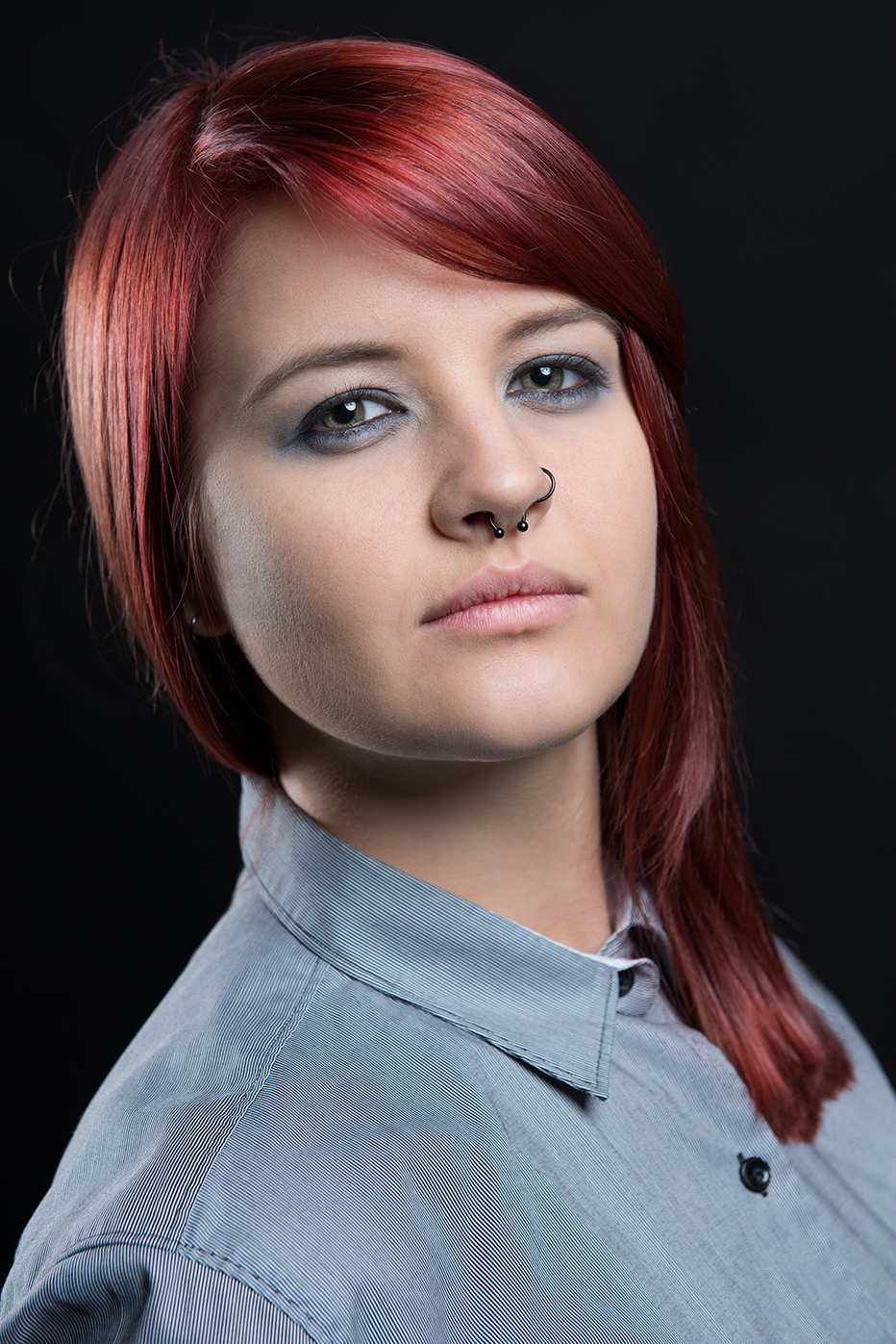 Womens headshot