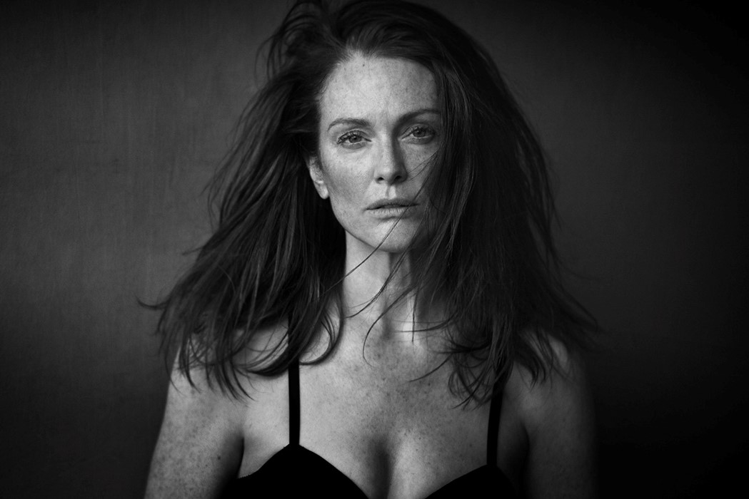 ©Peter Lindbergh - Julianne Moore, New York, 2016