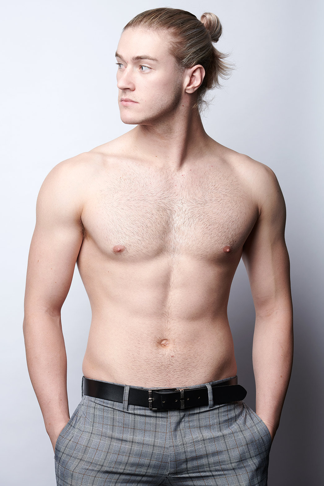 """Lewis Howley - """"It's a mixed reaction to what we do. Women love us, men hate us!"""""""