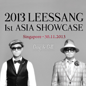 2013 LeeSsang 1st Asia Showcase