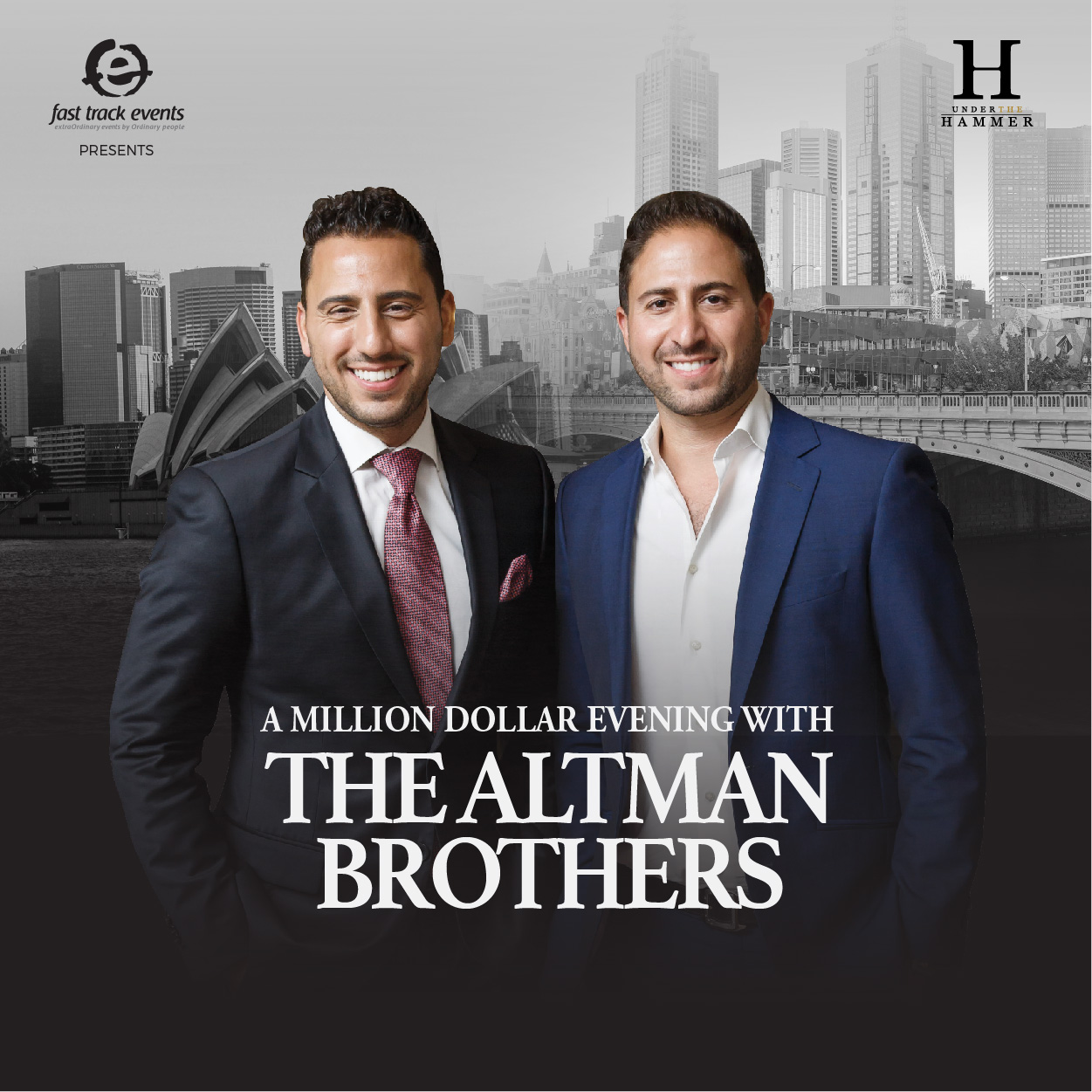 A Million Dollar Evening with The Altman Brothers