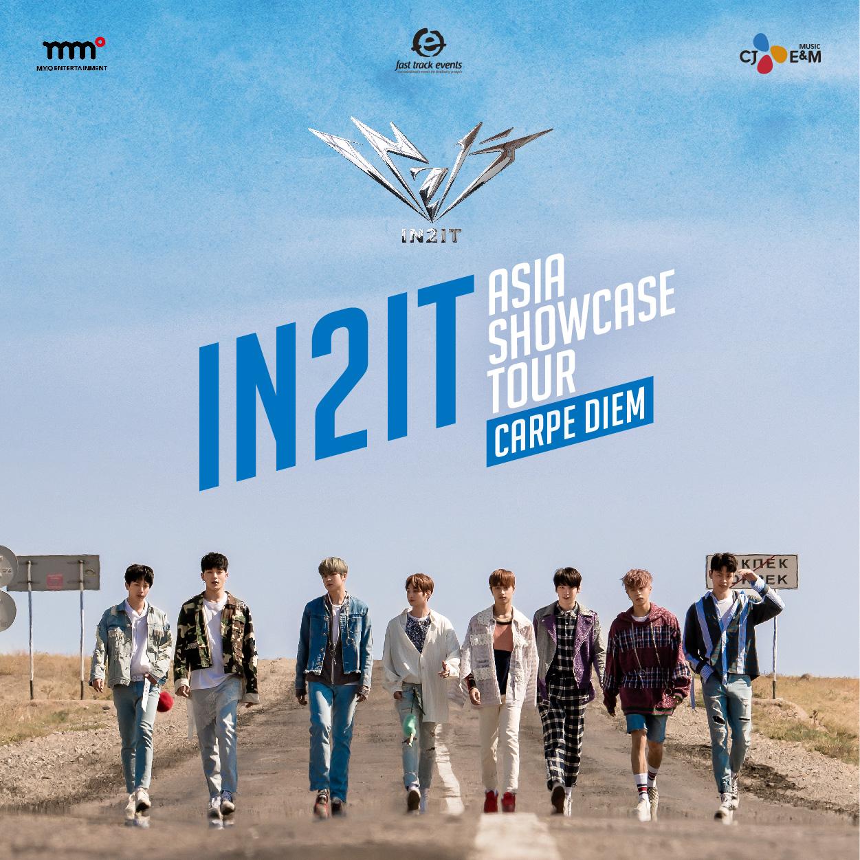 "IN2IT Asia Showcase Tour ""Carpe Diem"""