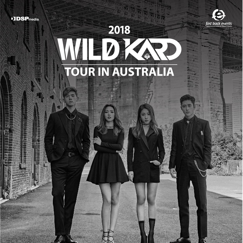 2018 Wild Kard Tour in Australia