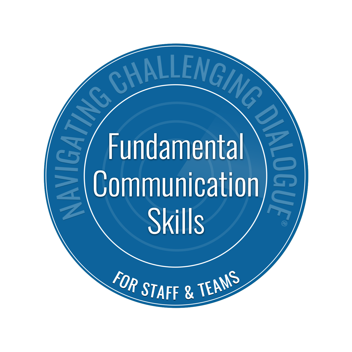 Navigating Challenging Dialogue® Fundamental Communication Skills workshop