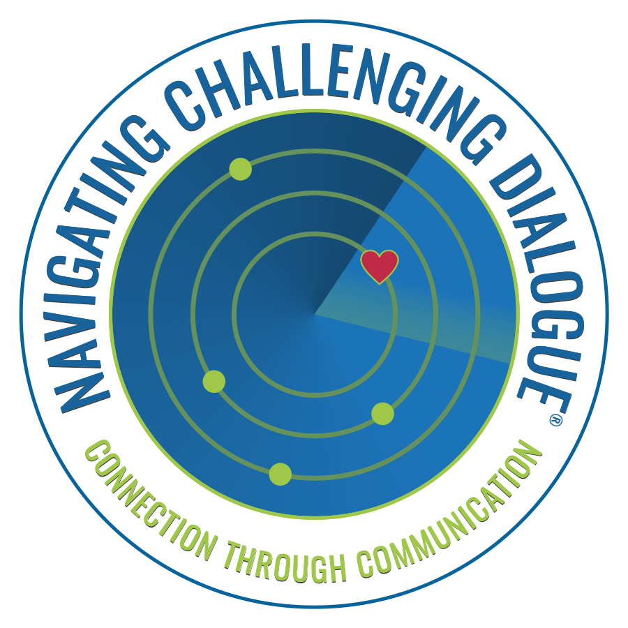 Logo: Speaking Events with Beth Wonson, Founder of Navigating Challenging Dialogue®