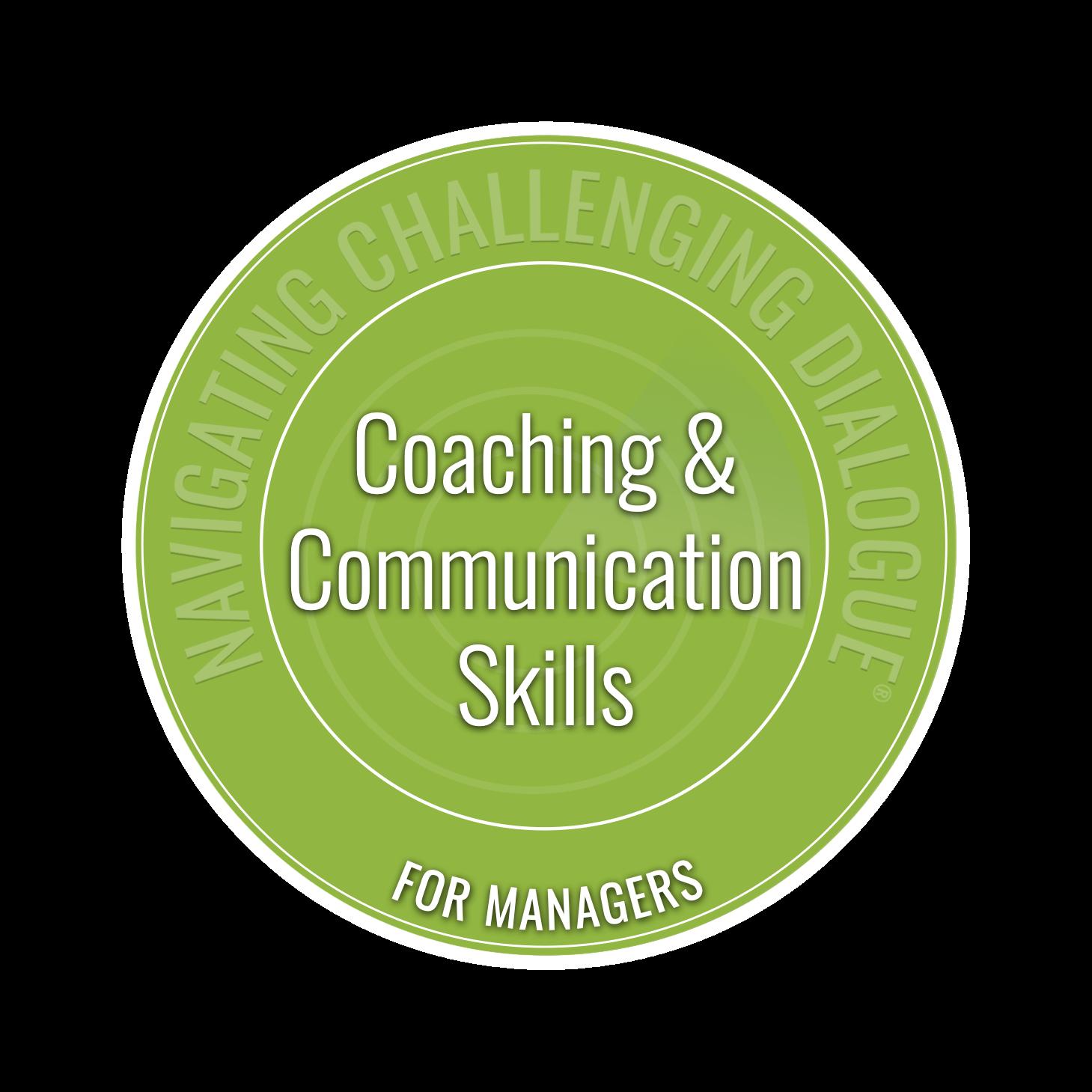 Navigating Challenging Dialogue® Coaching & Communication Skills workshop
