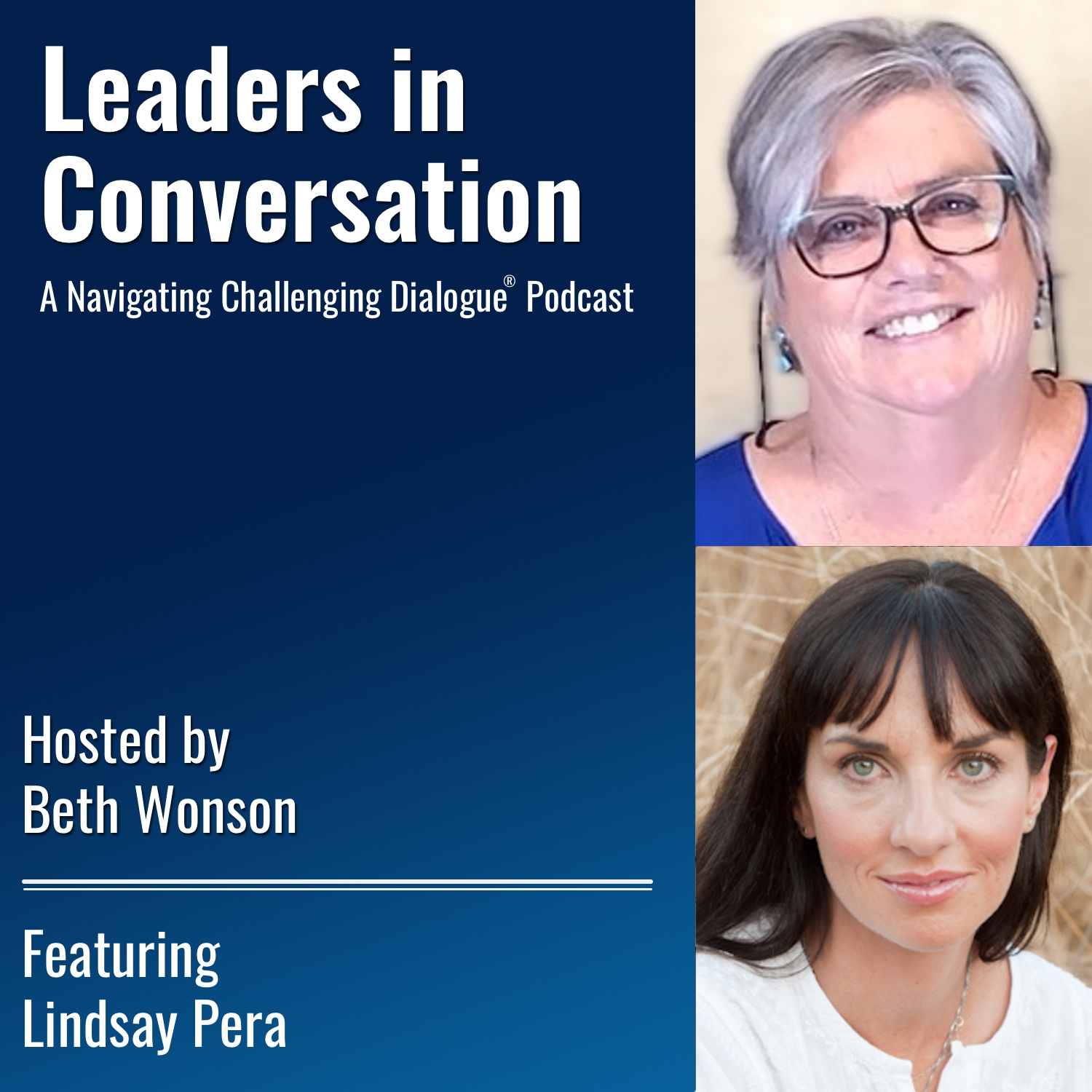 Leaders in Conversation Featuring Lindsay Pera