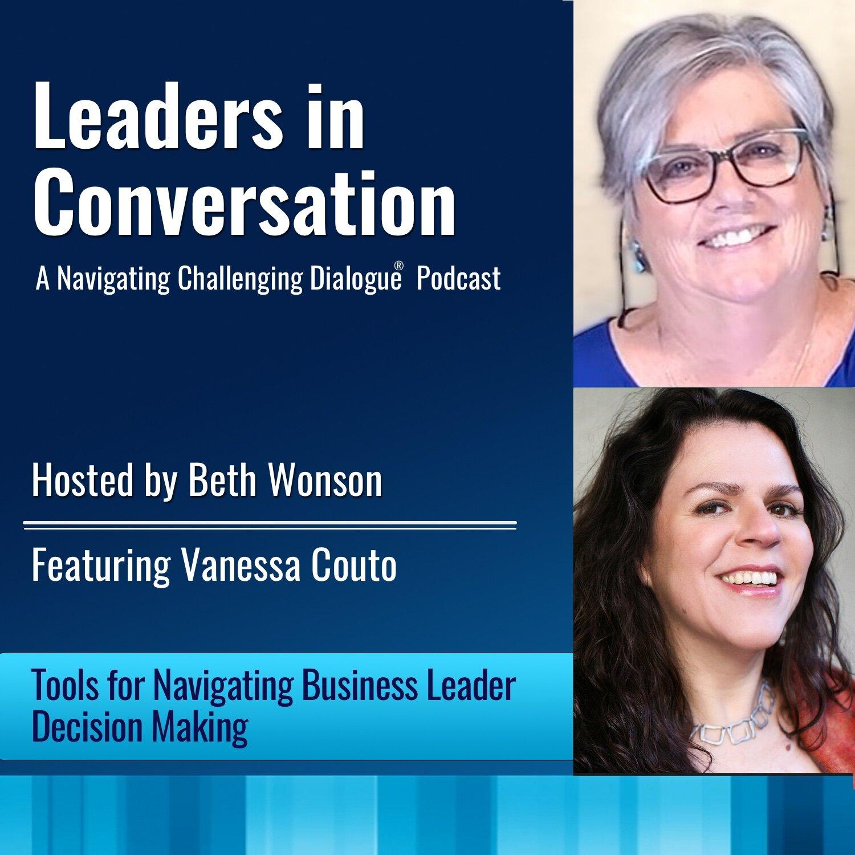 Leaders in Conversation Featuring Karin Berardo
