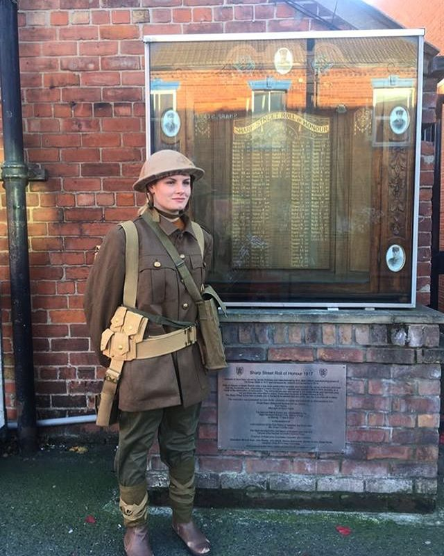 THE HISTORY TROUPE REMEMBERS.  This Saturday, we give to you 'Sharp Street' - a tragic story of the 170 fallen men down that one street off Newland Avenue during WWI. The story is told through words and song by the History Troupe players and The Hillbilly Troupe. It's at Trinity Methodist Church on the corner of Newland Ave/Cottingham Road and doors open at 7pm. This event is FREE ENTRY. However, we will be accepting donations for Hull4Heroes. We hope to see you there for a poignant evening of HU5 remembrance.