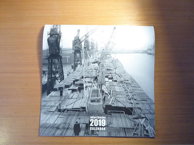 BRAND NEW IN!  We are delighted to share with you our 2019 InPort Stories calendars! We're super happy with how they've turned out and we hope you give them the yearlong love we will.  With Christmas just around the corner, these are available from our online shop now (bio), for just £7! The perfect stocking filler, we reckon.  These newbies are also available to buy at all your local libraries, @we.are.marlas, @twogingerscoffee, and other select reputable traders 😎