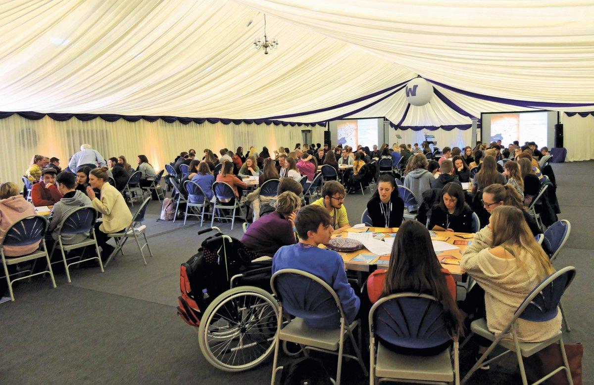 Hinterland @ Wyke 6th Form College, Hull