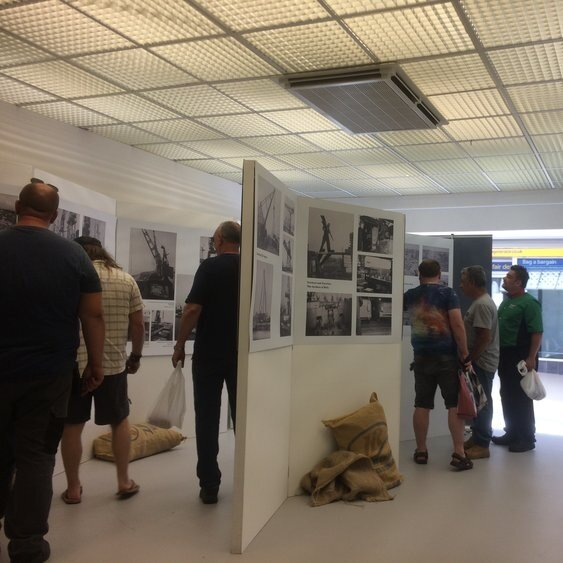 NORTH POINT - InPort Stories; Exhibition and Community Engagement at North Point Shopping Centre, Bransholme, Hull