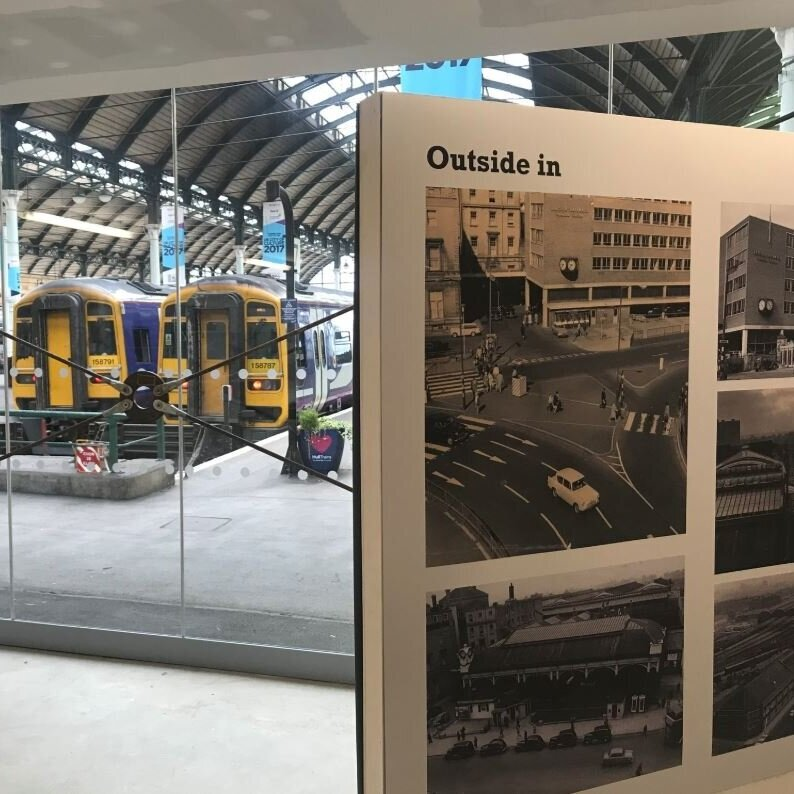 TRANSPENNINE EXPRESS - Exhibition in Paragon Station, Hull and publication of the History of Rail, Hull Connected.