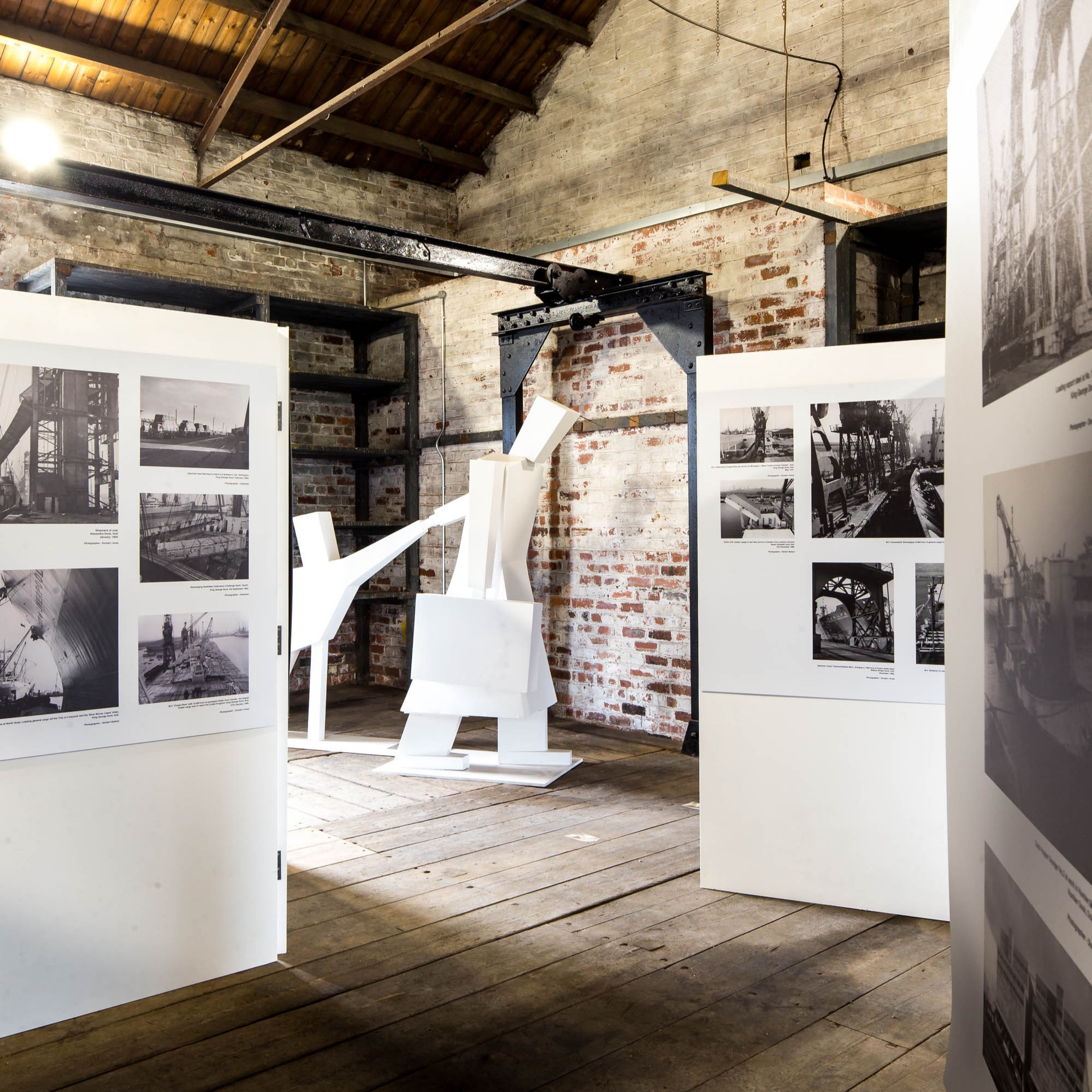 INPORT STORIES - We all have photos in the attic. What happens when the dust is blown off and the history of our port cities' docks is uncovered? A story must be told. Amazing images from fine local photographers, the ABP archive, the Hull Daily Mail Flashback collection and a number of private individuals and local history enthusiasts.