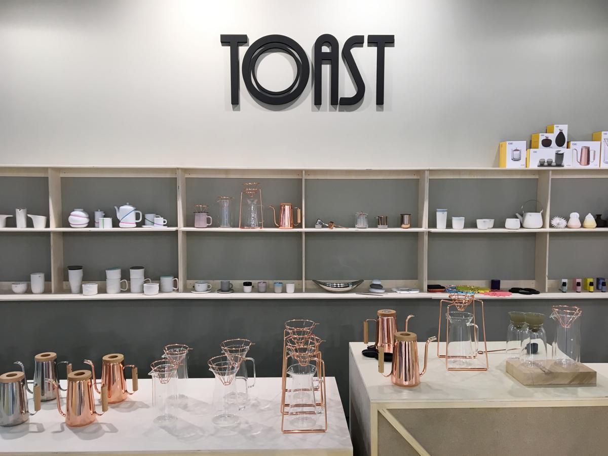 TOAST 已十年參與巴黎傢飾展(Maison & Objet Paris),並逐漸累積品牌的能見度。