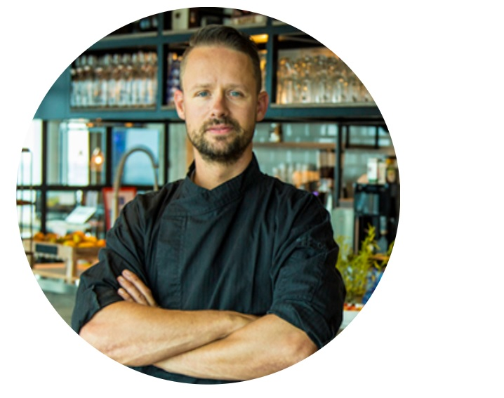 Recipe shared with us by Jeroen Bouterse, Manager Google Cafe Amsterdam and lifetime chef.