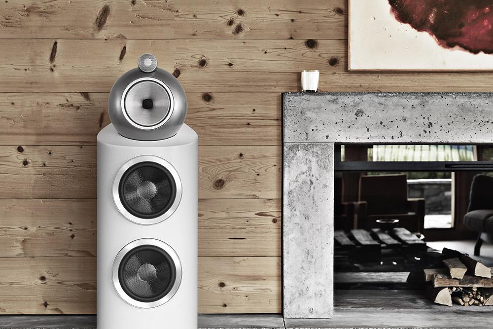 B&W 803 Diamond Speakers
