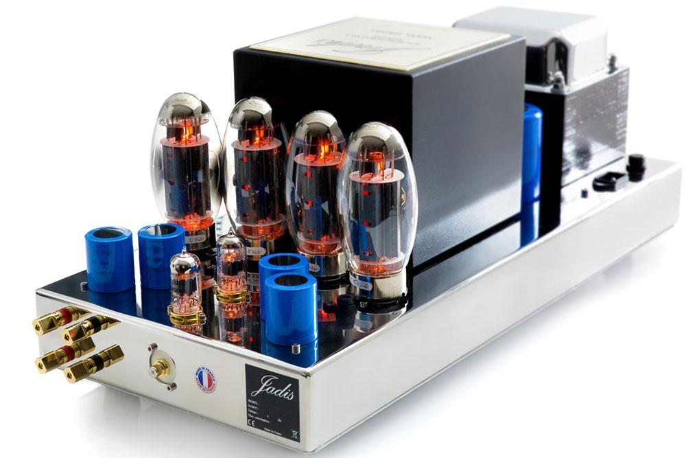Tube amplifier from Jadis