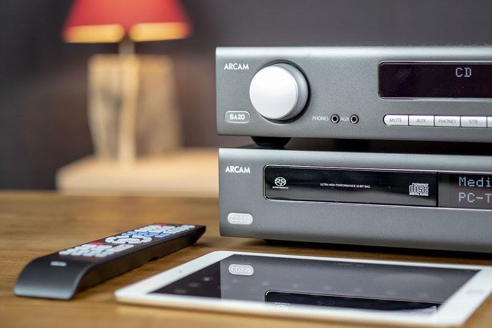 Arcam CDS50 CD Player