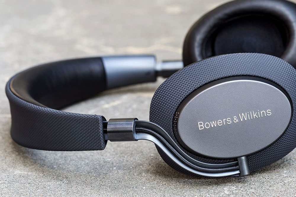 B&W PX Noise Cancelling Wireless Over Ear Headphones