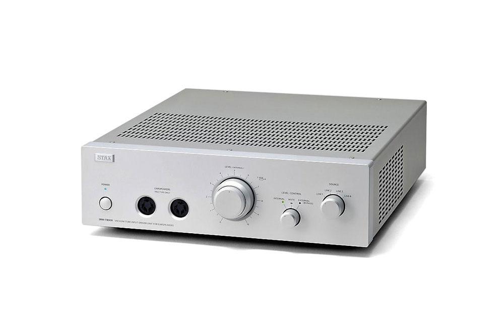 Stax SRM-T8000 (€4,899.-) - latest flagship electrostatic headphone amplifier