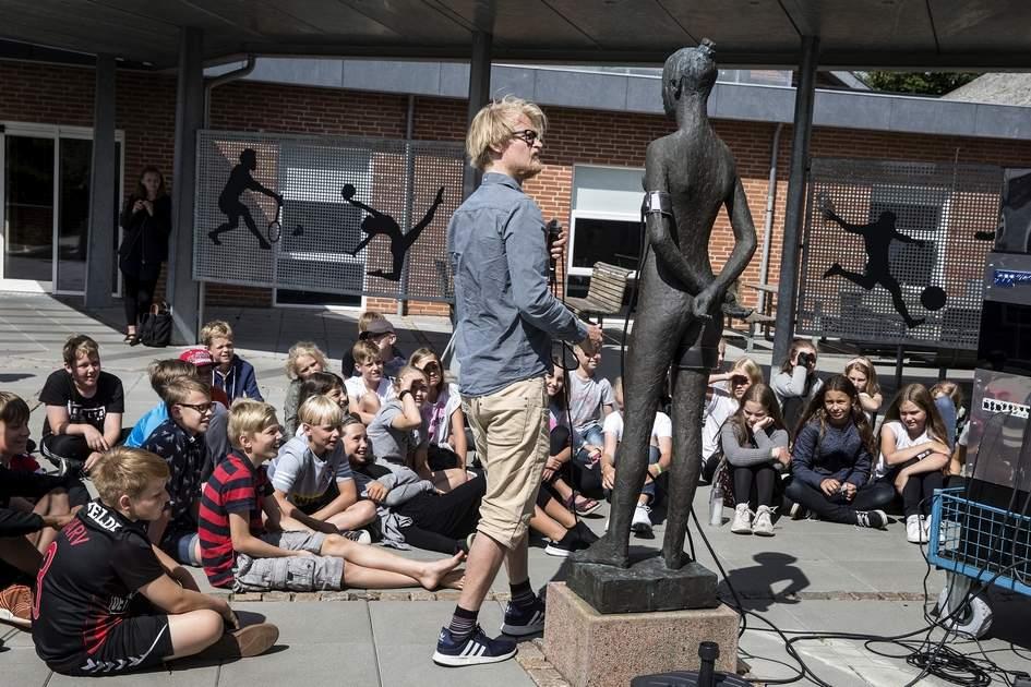 Statuer Taler