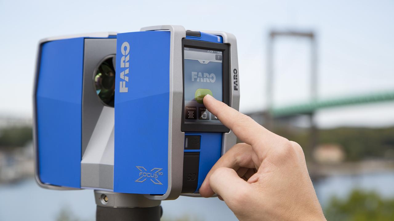 Faro-scanner-3D