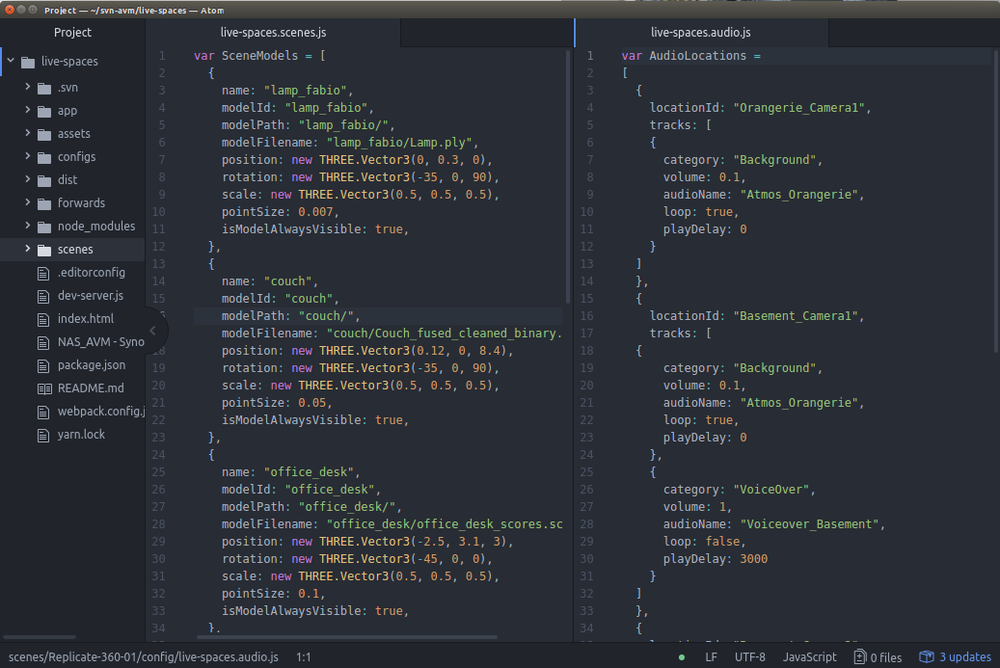 some code...