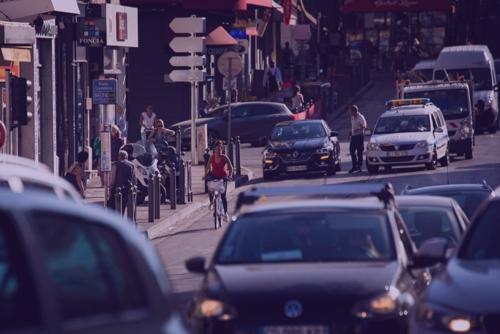 Penser la ville avant la voiture - Libération - Bertil de Fos