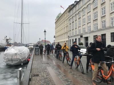 Mobilité durable (vraiment) pour tous. LEçons de COPENHAGUE - Ghislain Delabie