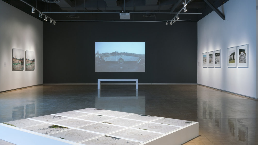 When War Is Over: Exhibition installation shot, Contact Photography Festival Toronto
