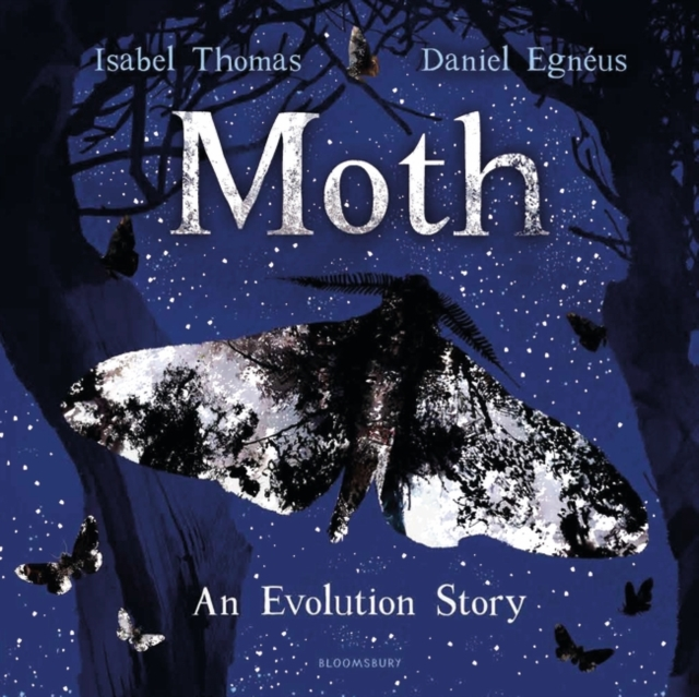 Moth - A thoughtful and beautiful book about evolution, adaptation and the impact of humans on the environment.£10.35Hive