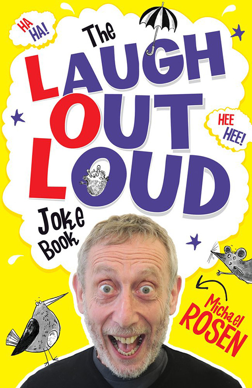 Joke Book - If your kids love reading out the cracker jokes, let the fun last all year with the best joke book we know.£9.50Michael Rosen