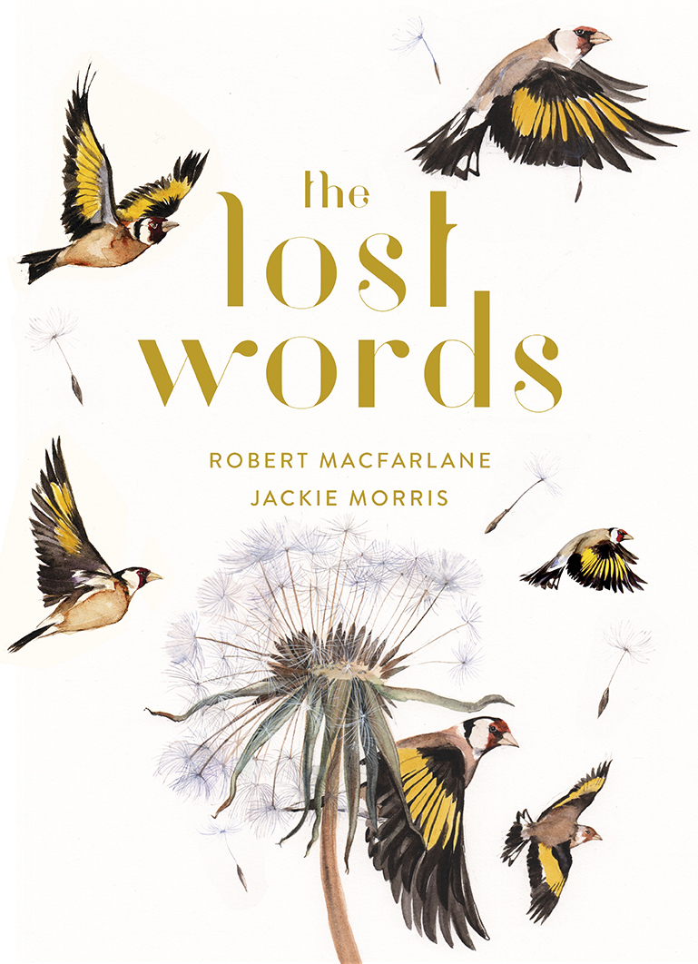 The Lost Words - This book is as much for parents as it is for children. Full of spell-poems to bring back our connection to the British landscape, with perfect illustrations.£17Penguin