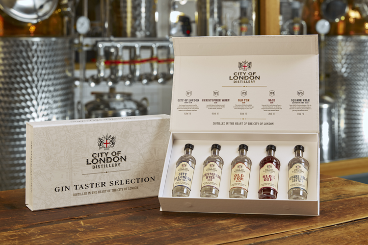 City of London Distillery    Find out more...