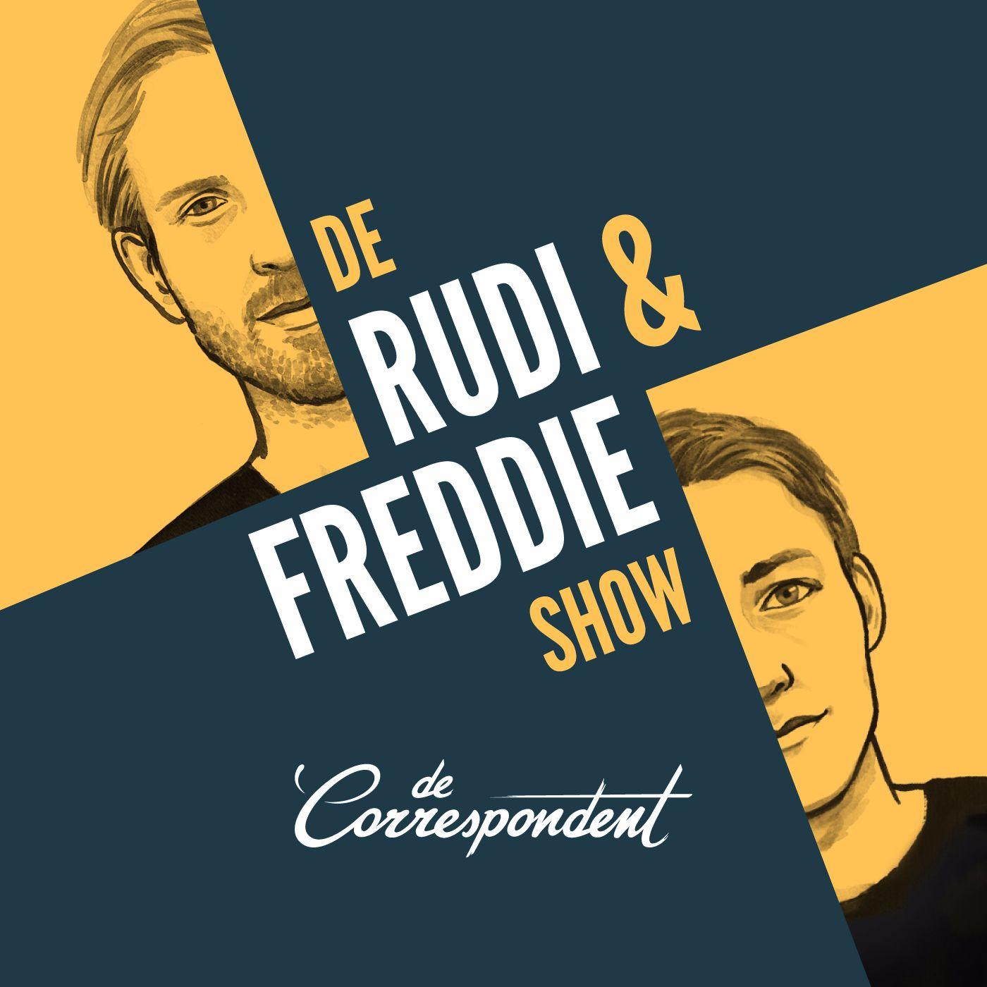 7. De Rudi & Freddie Show - De Correspondent