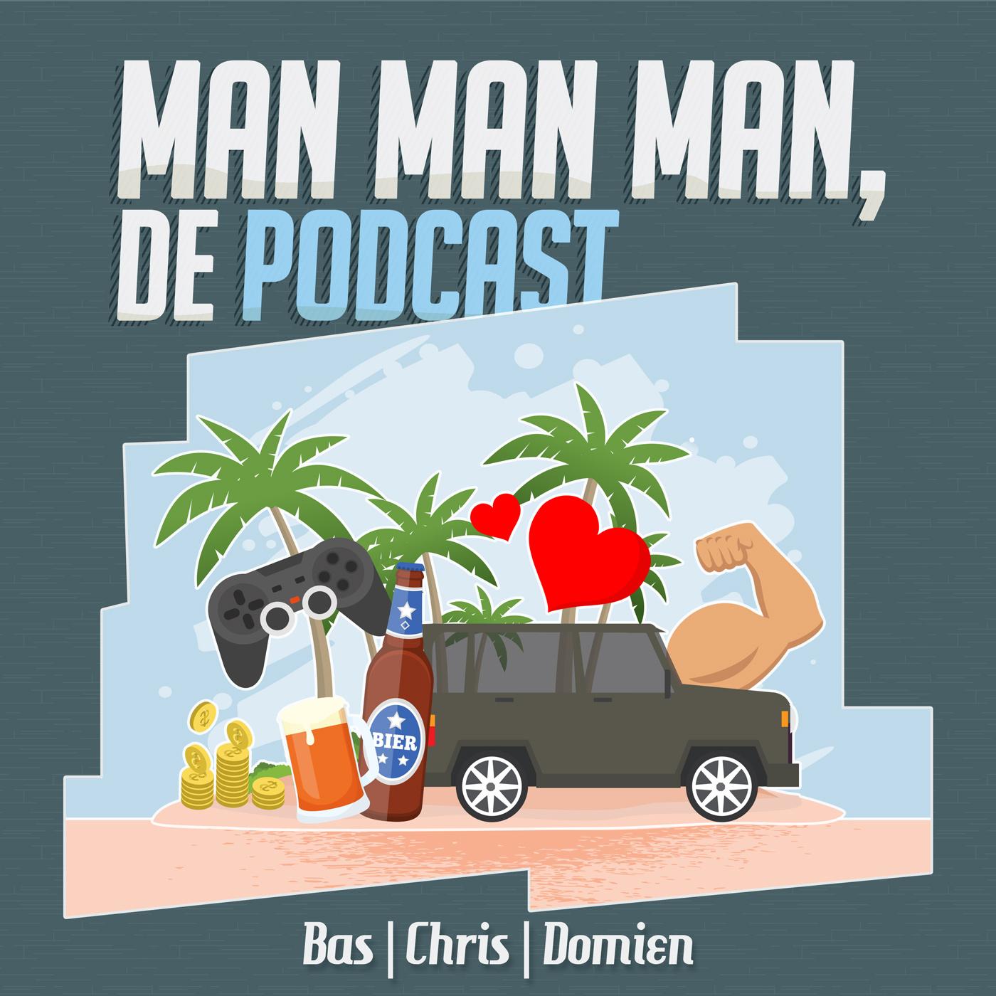 12. Man man man - Bas Louissen, Chris Bergström, Domien Verschuuren