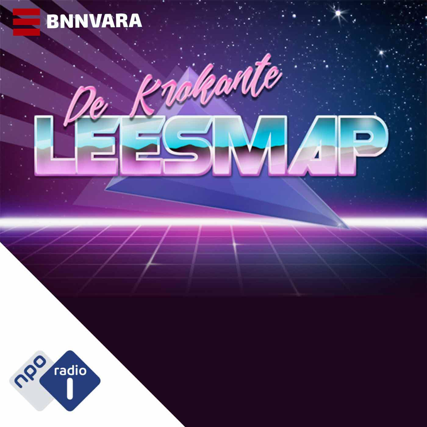 18. De Krokante Leesmap - NPO Radio 1