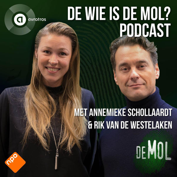 1. De Wie is de Mol? Podcast - AVTROTROS